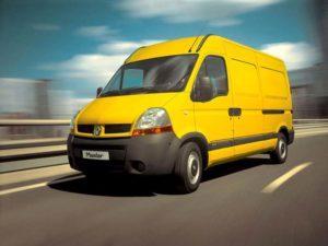 Transport marfa Constanta Renault Master