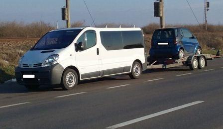 minibus 8+1 si platforma